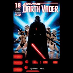 Comic Star Wars: Vader nº 18