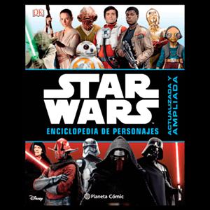 Star Wars: Nueva Enciclopedia de Personajes