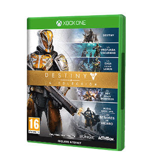 Destiny: The Complete Collection