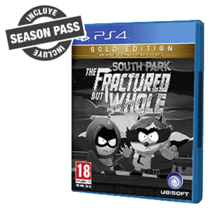 South Park: Retaguardia en Peligro Gold Edition