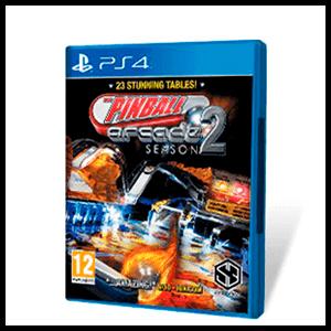 The Arcade Pinball: Season 2 (Play it)