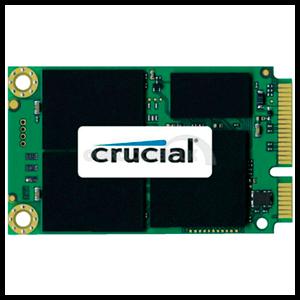 Crucial M500 240GB SSD mSATA