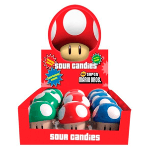 Lata de Caramelos Nintendo: Seta