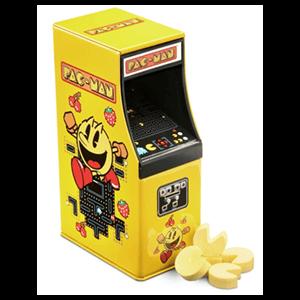 Lata de Caramelos Pacman: Máquina Recreativa