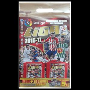 Pack de Inicio Liga 2016-2017