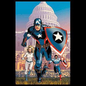 Capitán América nº 72