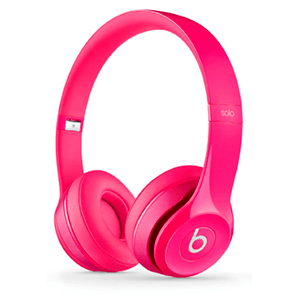 Beats Solo 2 Rosa Reacondicionado