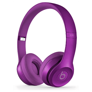 Beats Solo 2 Morado Reacondicionado