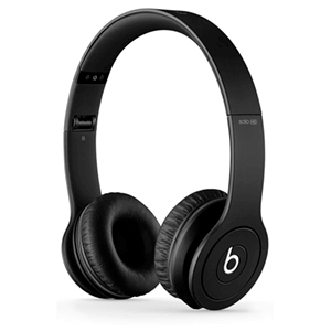Beats Solo HD Negro Reacondicionado