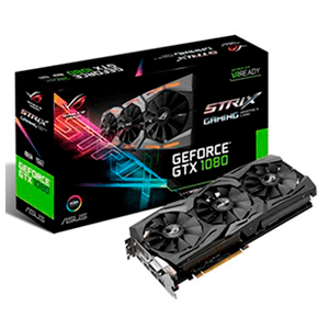 Asus Strix GeForce GTX 1080 8G