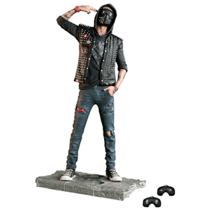 Watch Dogs 2 Wrench Figurine