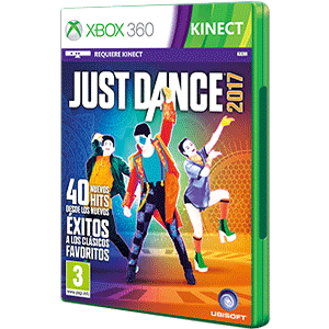 Just Dance 2017 Xbox 360 Game Es