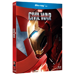 Capitán América: Civil War - Bando Iron Man BD