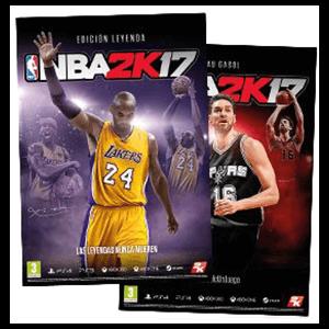 Póster NBA 2K17