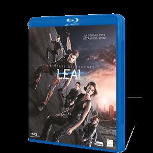 La Serie Divergente: Leal BD