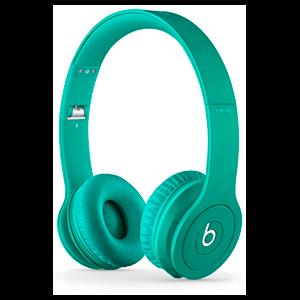 Beats Solo HD Verde Reacondicionado