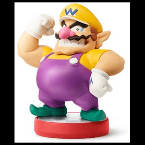 Figura amiibo Wario - Colección Mario
