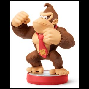 Figura amiibo Donkey Kong - Colección Mario