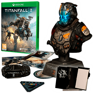 Titanfall 2 Marauder Corps Collectors Edition