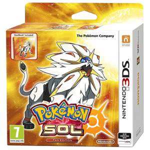 Pokemon Sol Fan Edition