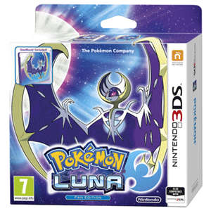 Pokemon Luna Fan Edition