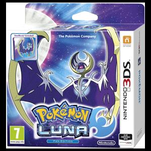 Pokemon Luna Fan Edition
