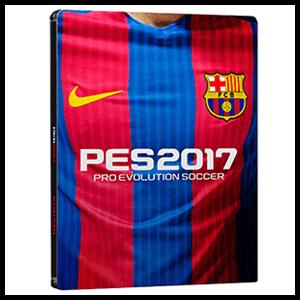 Pro evolution Soccer 2017 (Edición Barça)