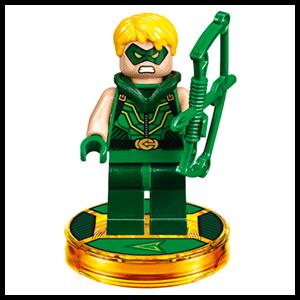 Figura LEGO Green Arrow