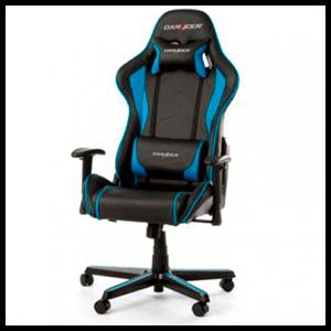 DxRacer OH-FL08-NB Negra-Azul