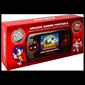 Consola Retro Master Arcade Gamer Portatil