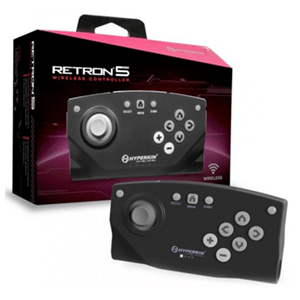 Mando Wireless Retron 5 Negro