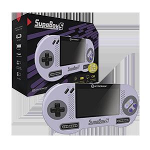 Consola Retro SNES SupaBoy S Portatil