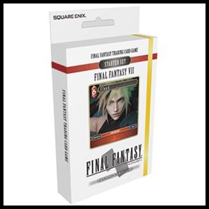 Final Fantasy TCG: Set de Inicio Fuego y Tierra (FFVII)