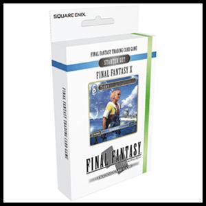 Final Fantasy TCG: Set de Inicio Viento y Agua (FFX)