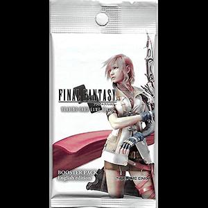 Sobre Promocional Final Fantasy TCG