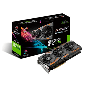 Asus GeForce GTX 1070 Strix 8GB