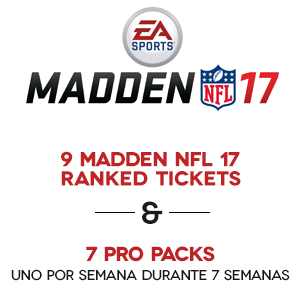 DLC Madden 2017