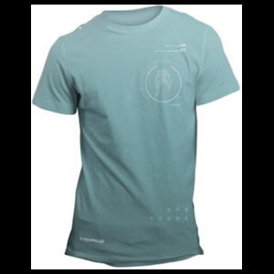 Camiseta Titanfall 2 Azul Talla L