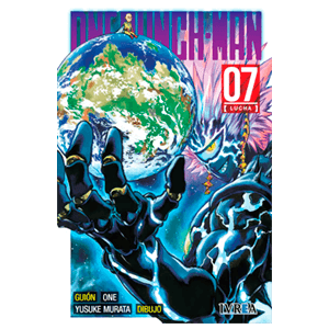 One Punch Man nº 7
