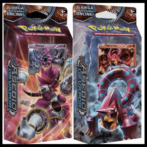 Baraja 60 Cartas Pokemon XY11