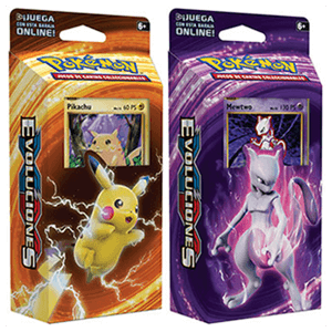 Baraja 60 Cartas Pokemon XY12