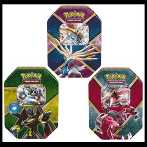 Caja Metálica Pokemon Verano 2016
