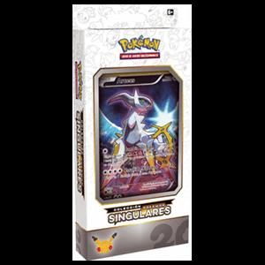 Caja Pokémon Singulares Arceus