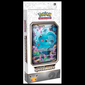 Caja Pokémon Singulares Manaphy
