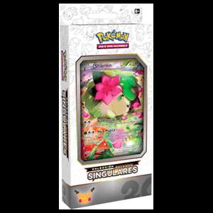Caja Pokémon Singulares Shaymin