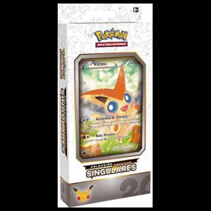 Caja Pokémon Singulares Victini
