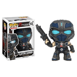 Figura Pop Gears of War: Clayton Carmine