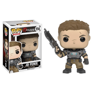 Figura Pop Gears of War: JD Fenix