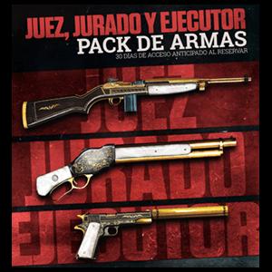 DLC Mafia III - Juez, Jurado y Ejecutor PS4