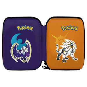 Funda Pokemon Sol-Luna New3DS-3DSXL -Licencia Oficial-